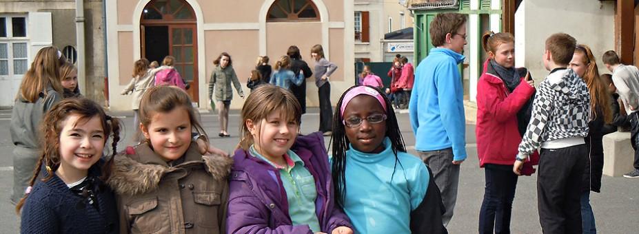 école primaire sainte-thérèse à saint pierre sur dives