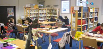 centre documentation et information college sainte-therese saint-pierre-sur-dives
