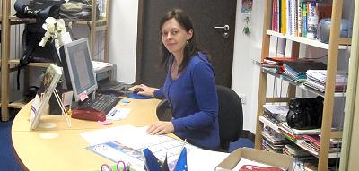 documentaliste CDI collège sainte-thérèse