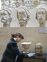 collège sainte-thérèse à Saint-Pierre sur dives visite de musée